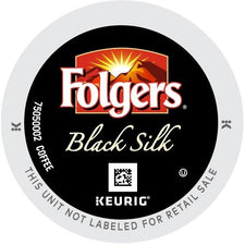 Folgers Black Silk K-Cups 96ct Box