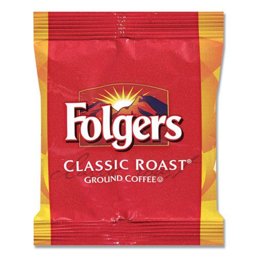 Folgers Coffee Classic Roast Ground Coffee 42 1.5oz Bags
