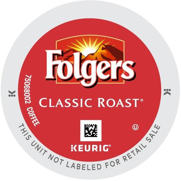 Folgers Classic Roast K-Cups 24ct Box