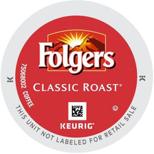 Folgers Classic Roast K-Cups 96ct Box