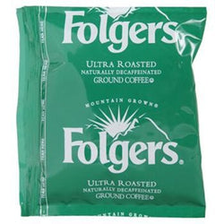 Folgers Coffee Ultra Decaffeinated Ground Coffee 92 1.05oz Bags