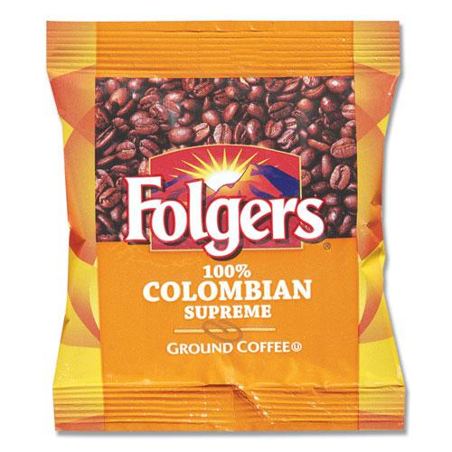 Folgers Coffee Colombian Ground Coffee 42 1.75oz Bags
