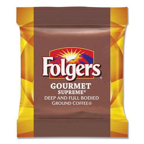 Folgers Coffee Gourmet Supreme Ground Coffee 42 1.75oz Bags