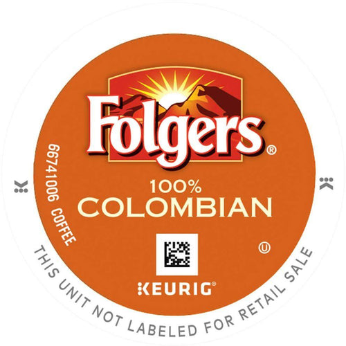 Folgers Lively Colombian K-Cups 96ct Box