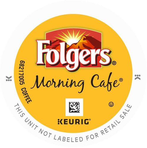 Folgers Morning Café K-Cup Pods 24ct