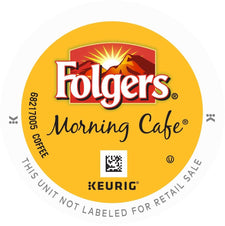 Folgers Morning Café K-Cup Pods 96ct
