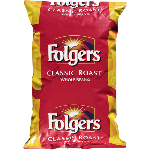 Folgers Original Whole Bean Coffee 2.75lb Bag