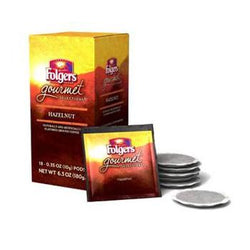 Folgers Gourmet Selections Hazelnut Coffee Pods 18ct