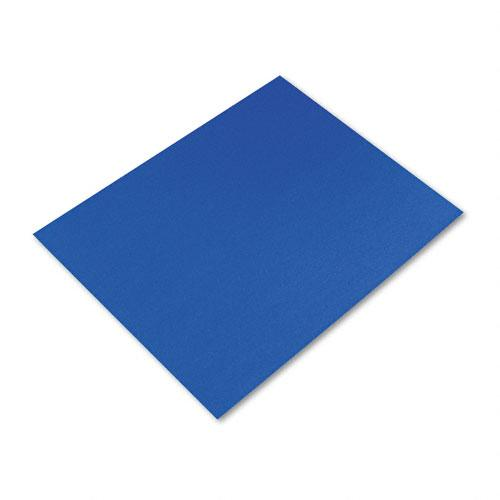 Four-Ply 28 x 22 Dark Blue Poster Boards 25ct Case