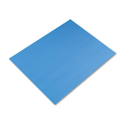 Four-Ply 28 x 22 Royal Blue Poster Boards 25ct Case
