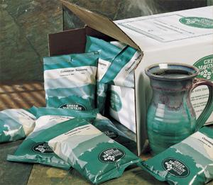 Green Mountain Coffee Decaffeinated Ground Coffee 24 2.2oz Bags