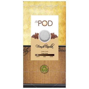 La POD French Vanilla Coffee Pods 18ct