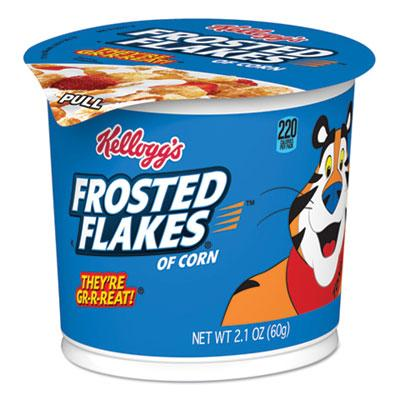 Frosted Flakes Cereal Single-Serve 2.1oz Cups 6ct Box