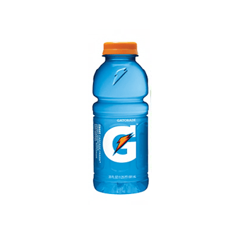 Gatorade Blue Raspberry 24 20oz Bottles