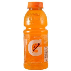 Gatorade Orange 24 20oz Bottles