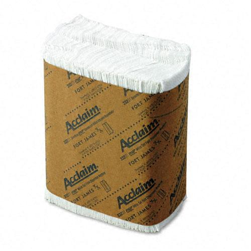Georgia Pacific 7x13.5 Inch Tall Fold Dispenser Napkins 10000ct
