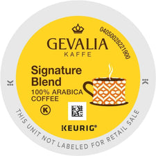 Gevalia Kaffee Signature Blend K-cup Pods 96ct