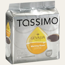 Gevalia Morning Roast Tassimo T-Discs Coffee 14ct