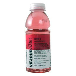 Glaceau Vitamin Water Power-C Dragonfruit 24 20oz Bottles