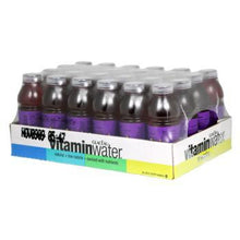 Glaceau Vitamin Water Revive Fruit Punch 24 20oz Bottles Angled Case
