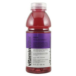 Glaceau Vitamin Water Revive Fruit Punch 24 20oz Bottles
