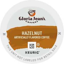 Gloria Jean's Hazelnut K-Cups 24ct Flavored