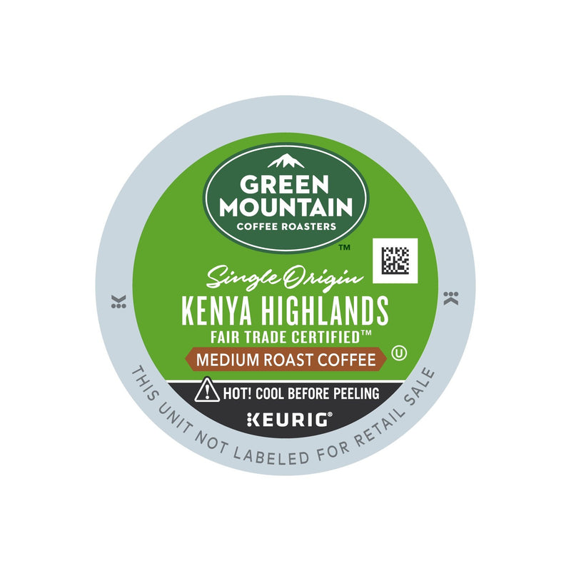 Green Mountain Coffee Kenyan K-Cups 96ct Medium