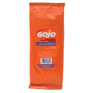 Gojo Fast Wipes Premoistened Hand Cleaning Towels 6 60ct Tubs