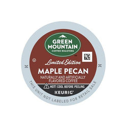 Green Mountain Coffee Maple Pecan K-cup Pods 24ct