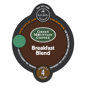 Green Mountain Coffee Breakfast Blend Vue Packs 16ct