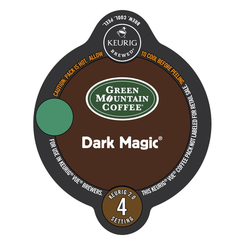 Green Mountain Coffee Dark Magic Blend Vue Packs 16ct