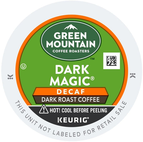 Green Mountain Coffee Dark Magic Decaf Extra Bold K-Cups 24ct