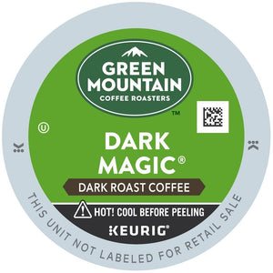 Green Mountain Coffee Dark Magic Extra Bold K-Cups 24ct