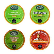 Green Mountain Coffee Decaf K-Cups Variety Pack 22ct