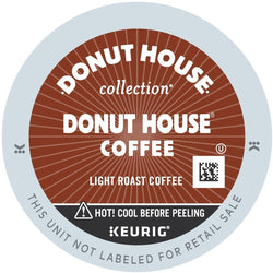 Green Mountain Donut House Coffee Light Roast K-Cups 24ct | Expired