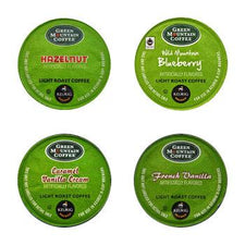 Green Mountain Coffee Flavored K-Cups Variety Pack 22ct