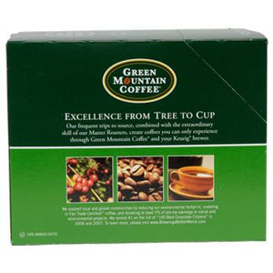 Green Mountain Coffee Assorted Flavored Variety K-Cup® Pods 88ct