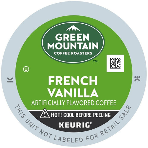 Green Mountain Coffee French Vanilla K-Cups 24ct Flavored