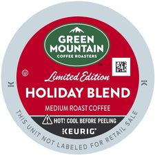 Green Mountain Coffee Holiday Blend K-cups 24ct