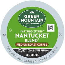 Green Mountain Coffee Nantucket Blend K-Cups 24ct Medium