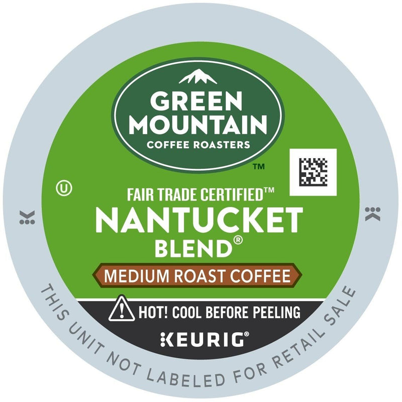 Green Mountain Coffee Nantucket Blend K-Cups 96ct Medium