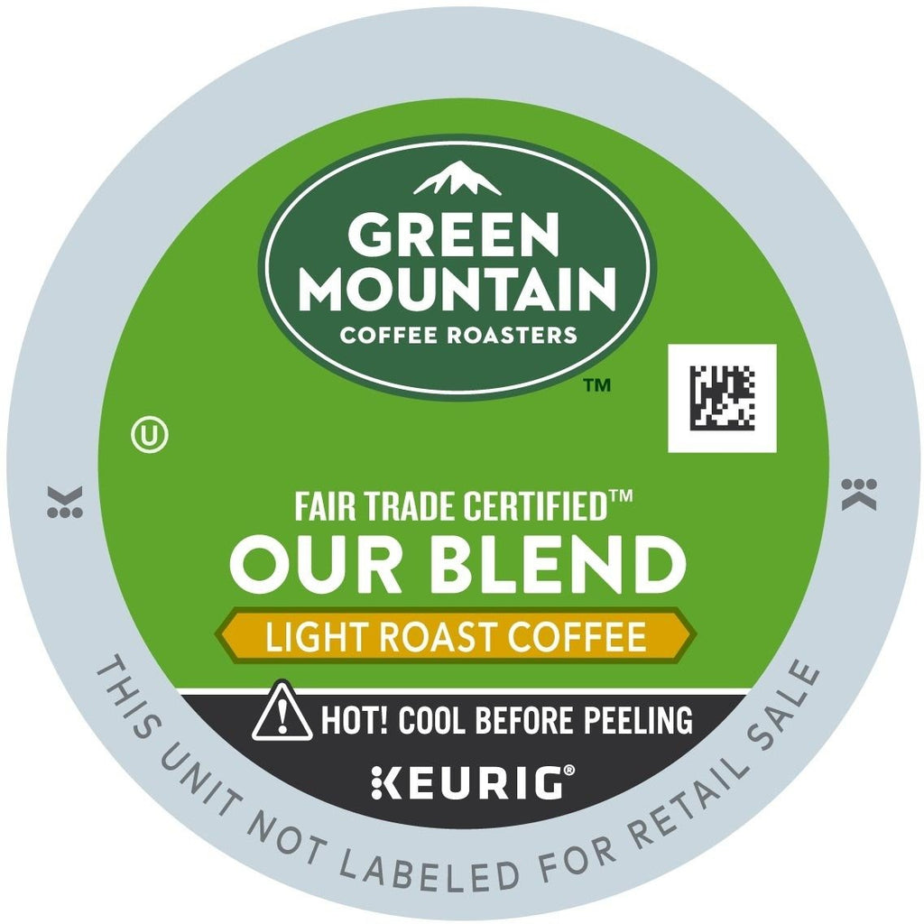 Green Mountain Our Blend K Cup 174 Pods 24ct Mild