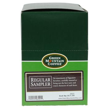 Green Mountain Coffee Regular K-Cup® Pods Variety Pack 22ct