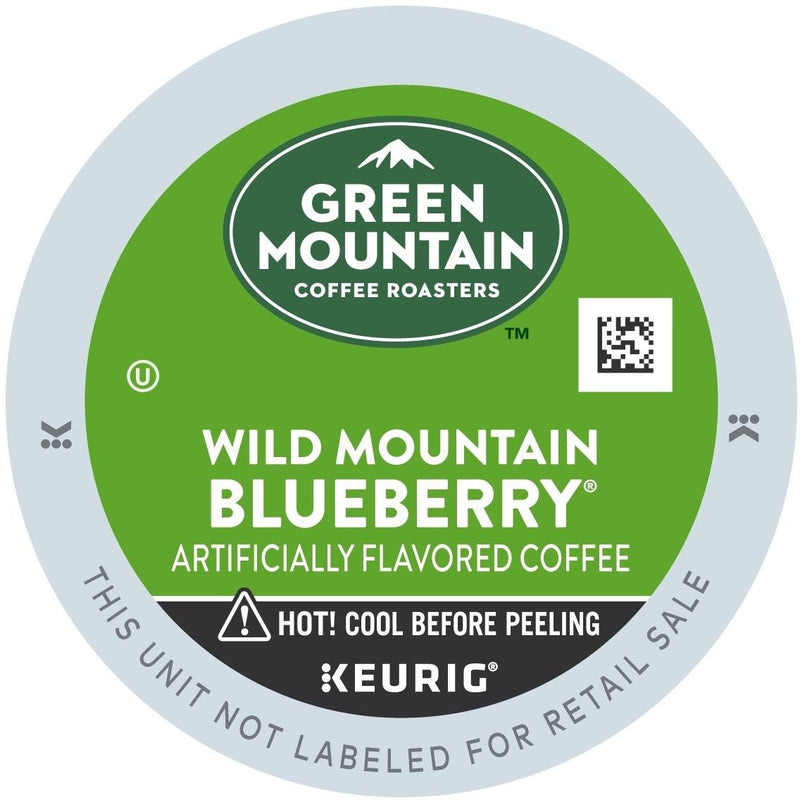 Green Mountain Coffee Wild Mountain Blueberry K-Cups 96ct Mild