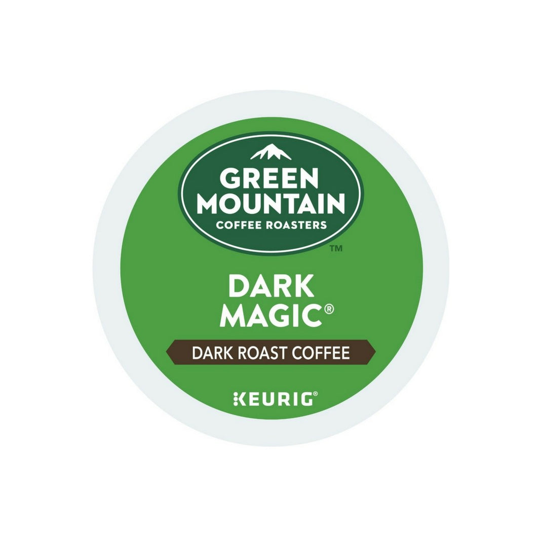 Green Mountain Coffee Dark Magic Extra Bold K-Cups 24ct - Expired