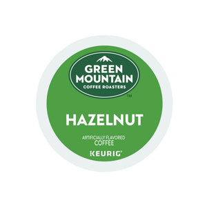 Green Mountain Coffee Hazelnut K-Cups 24ct Flavored | Expired