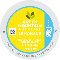 Green Mountain Naturals Lemonade K-Cups 24ct