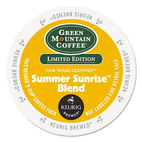 Green Mountain Summer Sunrise Blend K-cup Pods 96ct