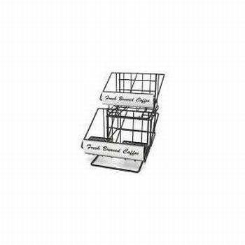 Grindmaster AR4 Four Pot Rack with Riser Part #70665