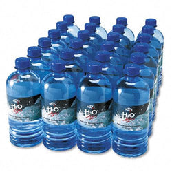 H2O 2GO Premium Bottled Water 24 20oz Bottles